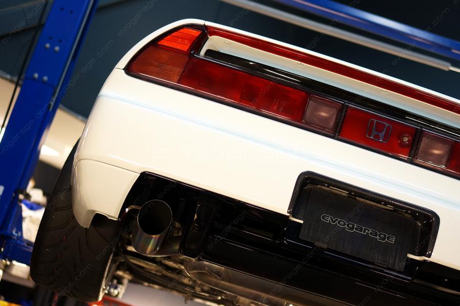 Honda NSX Intake System