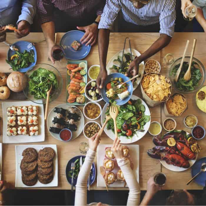 Restaurant Catering Marketing