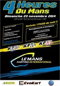 AFFICHE-ENDURANCE-KFS-2014-LE-MANS