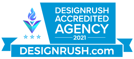 DesignRush Certified Badge
