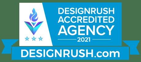 DesignRush Certified Badge