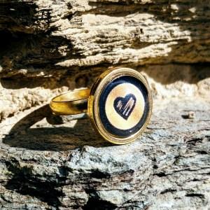 bague dorée mon petit coeur evol bijoux (1)