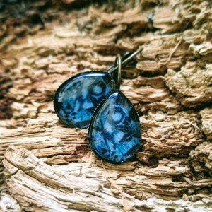les petites gouttes reverie bleue evolbijoux