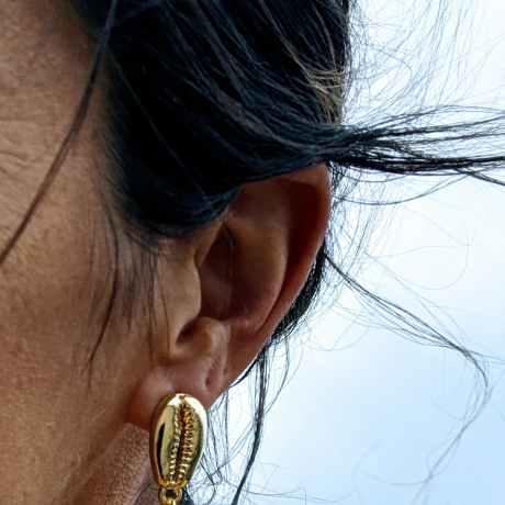 boucles d'oreilles Koris dorées evolbijoux (2)