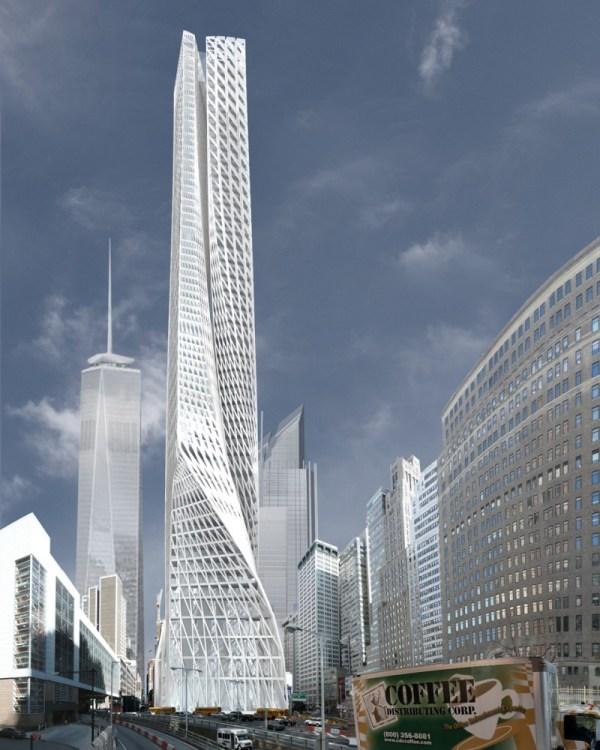 Edgar Street Towers NYC
