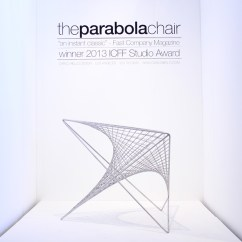 Modern Steel Chair Design Pottery Barn Covers Parabola Is An Instant Classic A Stainless Revives The Legacy Of Mid Century Californian
