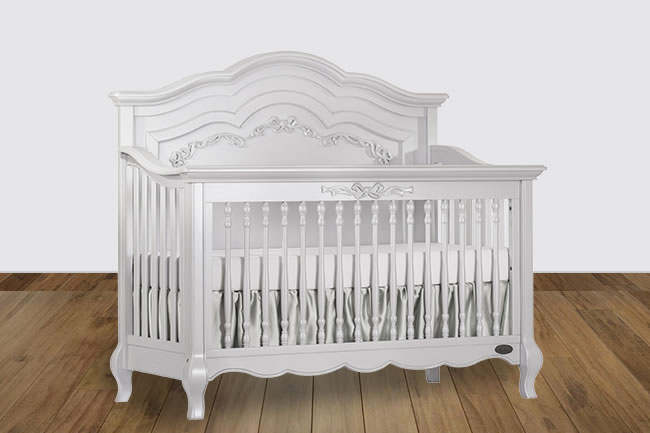 5 in 1 Convertible Crib Buy Online at Evolur
