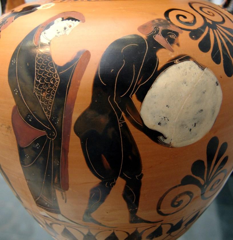 Le DSI est-il le nouveau Sisyphe, ici avec Perséphone