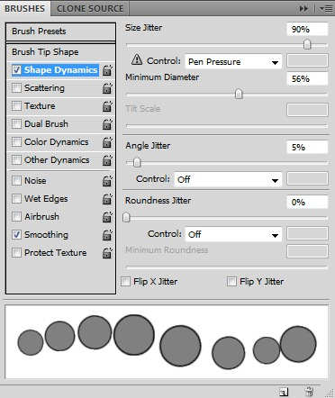 how to make a new brush folder in photoshop