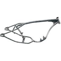Single-Loop Rigid Bobber Frames for Harley Davidson Big