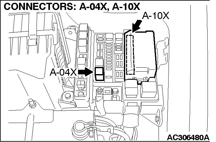 2008 Mitsubishi Lancer Headlight Wiring Diagram