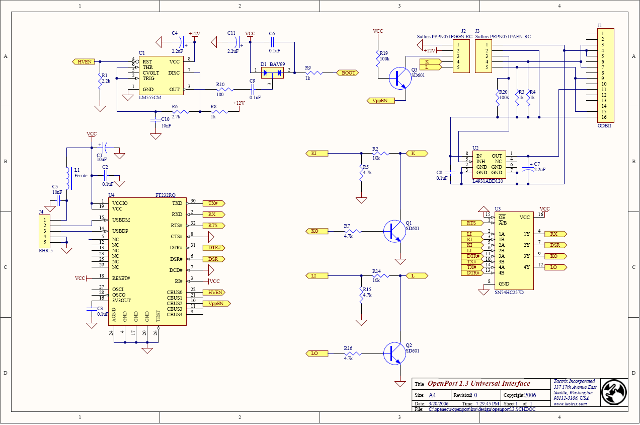 Abs Sensor Schematic Tactrix Cable Fault Detailed Troubleshooting