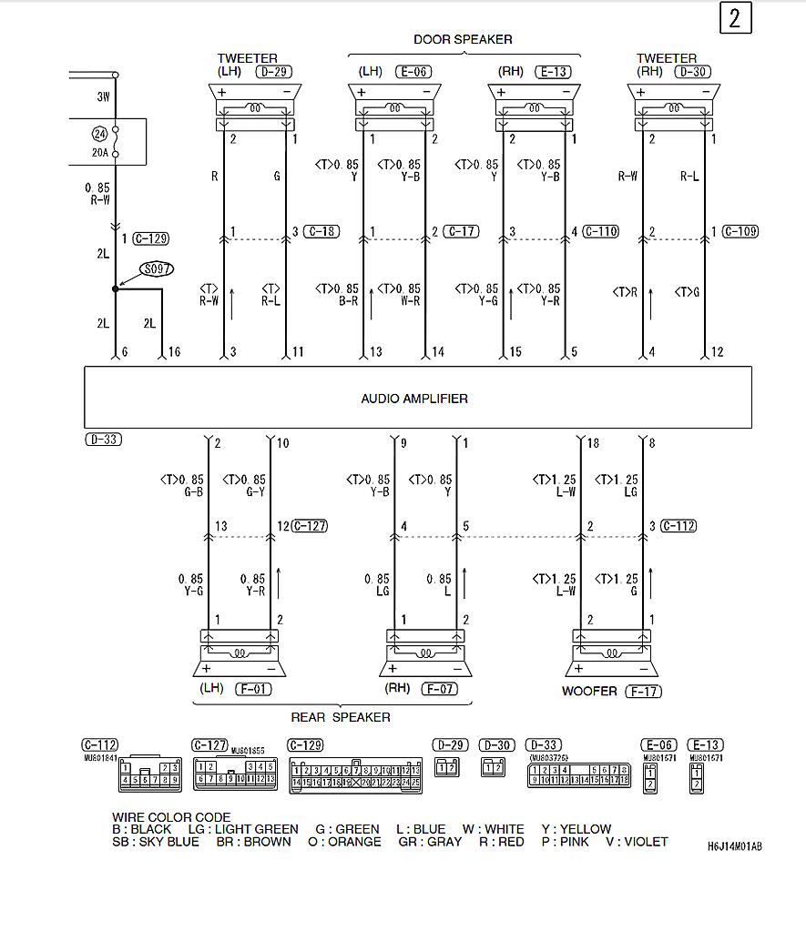 7061f44 evo x audio wiring diagram | wiring resources  wiring resources