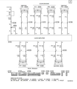 SSL Infinty Amp Wiring  Page 4  EvolutionM  Mitsubishi