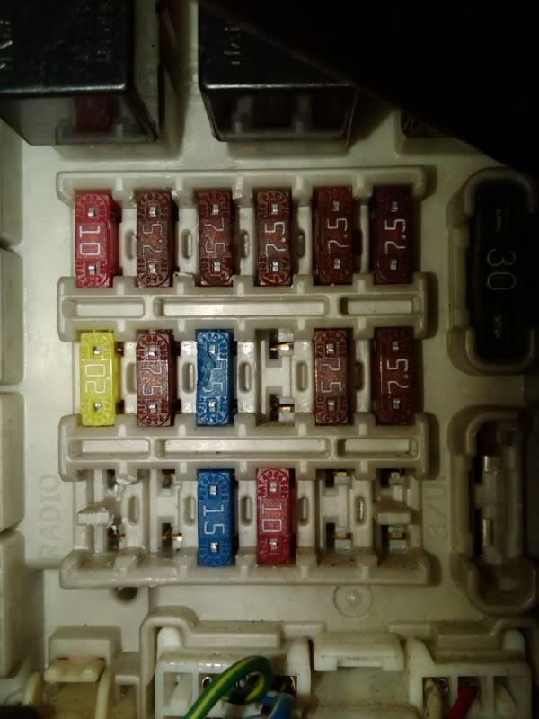 Evo 8 Interior Fuse Box Diagram   Psoriasisguru