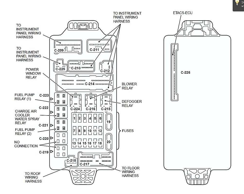 [DIAGRAM] 2001 Is300 Fuse Box Diagram FULL Version HD