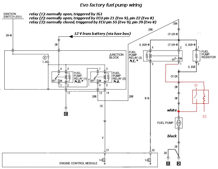 Bosch Fuel Gauge Wiring Diagram Fuel Pump Wire With High Low Voltage Circuit Page 9