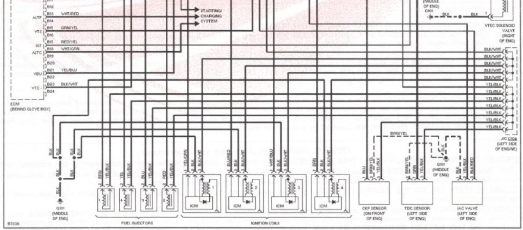K20 Coil Pack Wiring Diagram : 28 Wiring Diagram Images