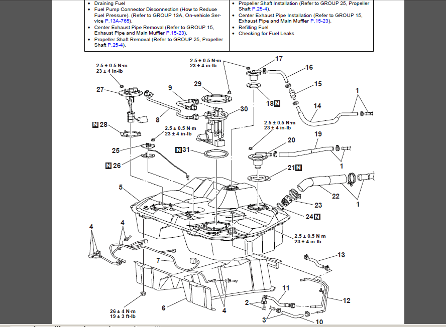 2007 Mitsubishi Outlander Engine Diagram 2007 Mitsubishi