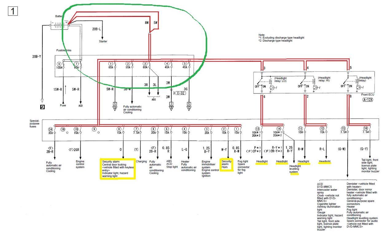 hight resolution of evo 8 headlight wiring diagram wiring schematicevo 8  headlight wiring diagram wiring library