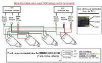 COP setup wiring (Denso 90919-02240, Yaris/Echo Schematics ...