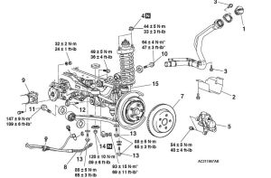 Rear suspension diagram and torque specs  EvolutionM
