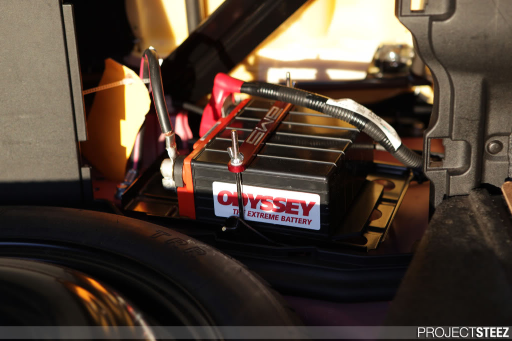 Odyssey Battery PC680 EvolutionM Mitsubishi Lancer And