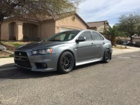 Tire Rack site - EvolutionM - Mitsubishi Lancer and Lancer ...