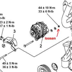 2002 Mitsubishi Lancer Es Wiring Diagram Smart Car Headlight Help Please With Power Steering And Ac Belt Tensioner? - Evolutionm ...