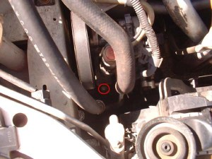 Help please with Power Steering and AC Belt Tensioner?  EvolutionM  Mitsubishi Lancer and