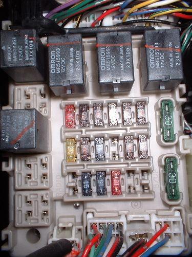 2002 Mitsubishi Diamante Fuel Pump Relay Wiring Diagram Photos For