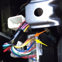 Mitsubishi Outlander Radio Wiring Diagram 2005 Ford Escape Xlt Speaker Wires Color Code - Evolutionm Lancer And Evolution Community