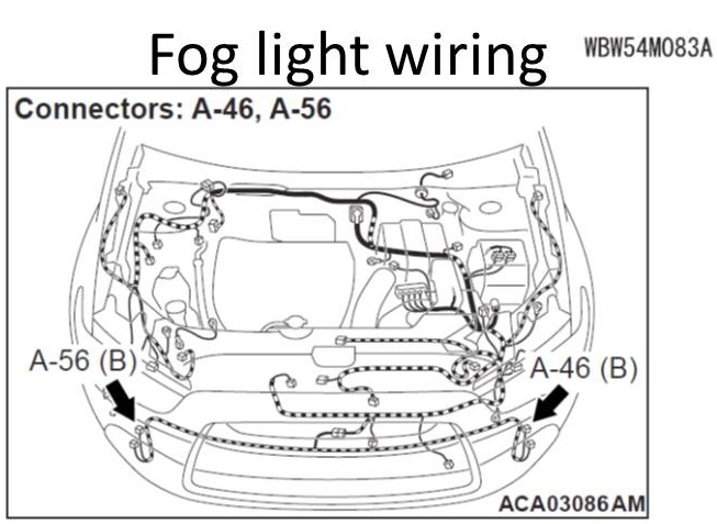 power at light wiring diagram 1972 chevy chevelle fog lights? - evolutionm mitsubishi lancer and evolution community