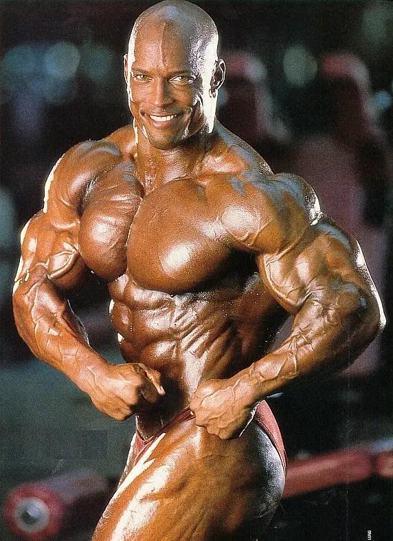 Shawn Ray Evolution Of Bodybuilding