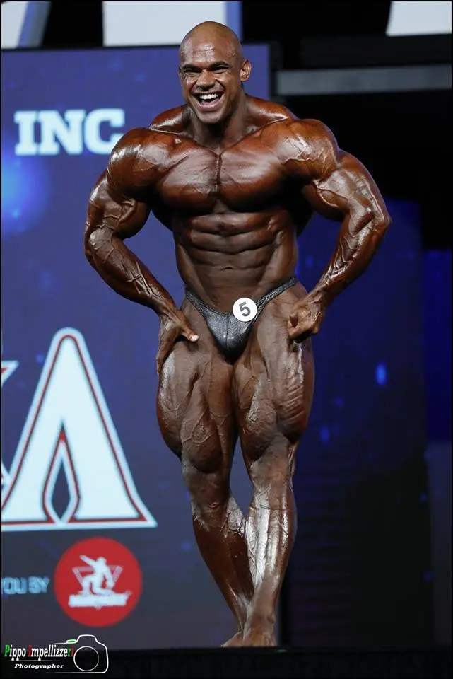 PHOTOS 2018 Mr Olympia Mens Bodybuilding by Pippo Impellizzeri