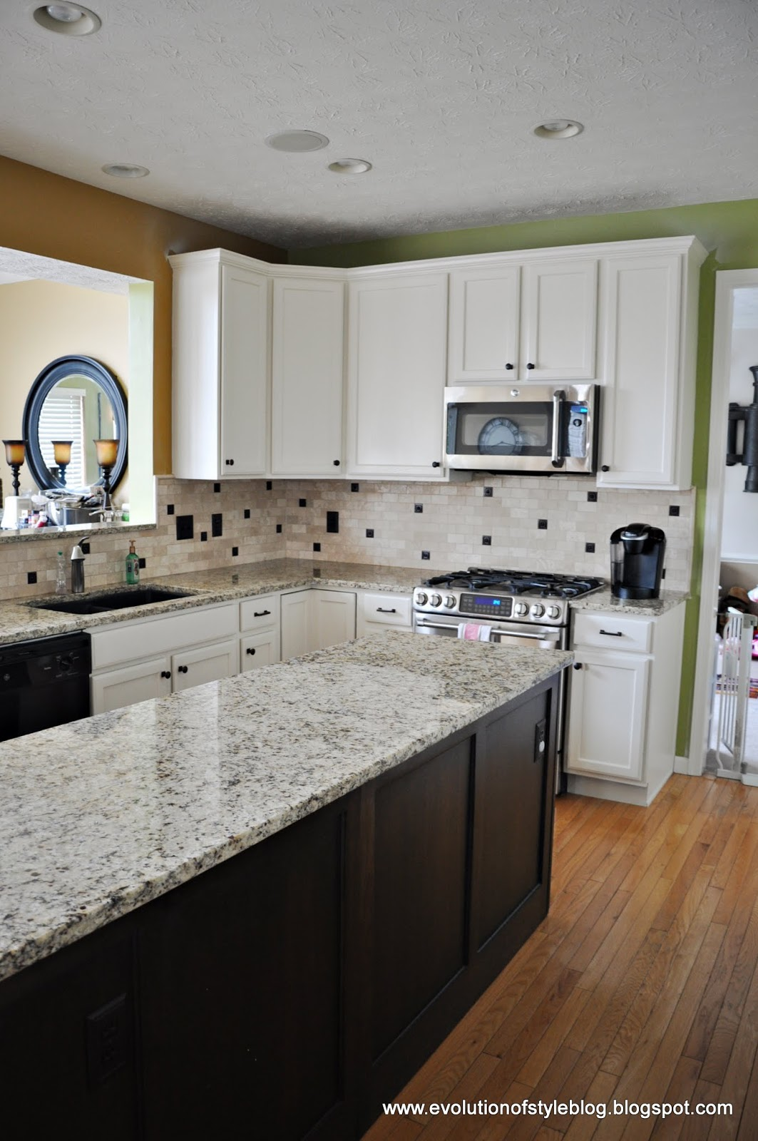 Painting Oak Kitchen Cabinets Photo Gallery
