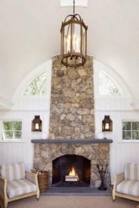 How to Update Your Fireplace with Stone - Evolution of Style