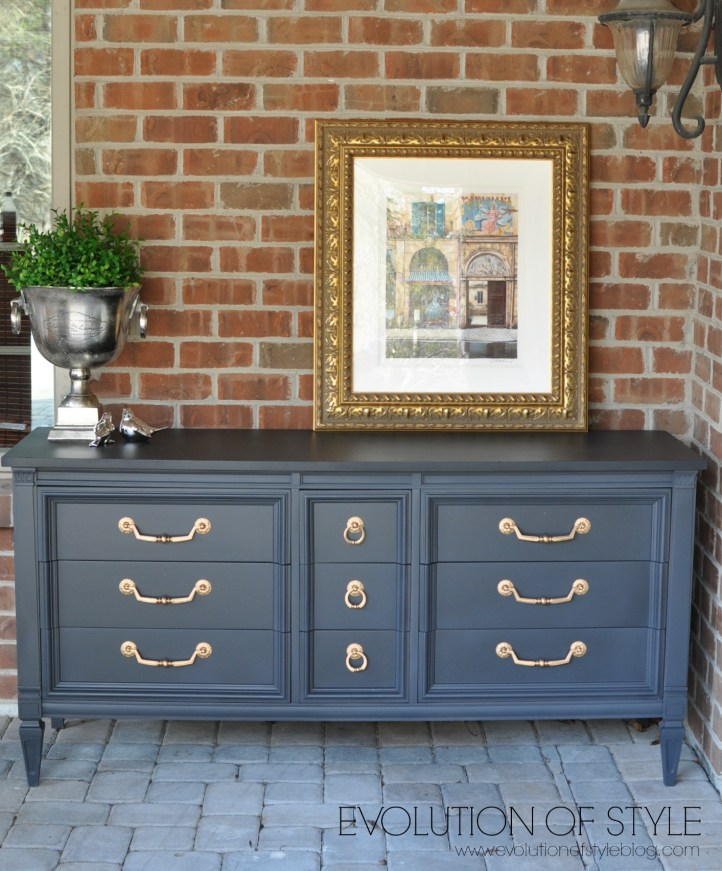 Amy Howard Dresser Redo