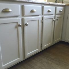 Kitchen Cabinet Knobs And Pulls Cabinets Michigan A Revere Pewter Makeover - Evolution Of Style