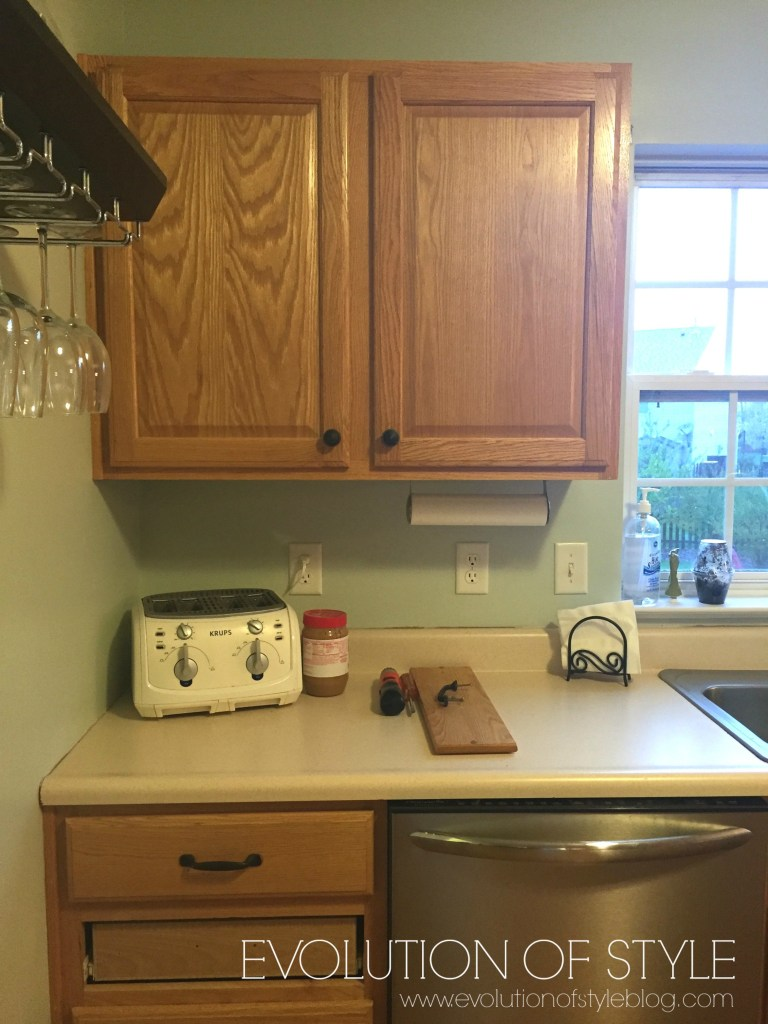 Finney Kitchen Before1