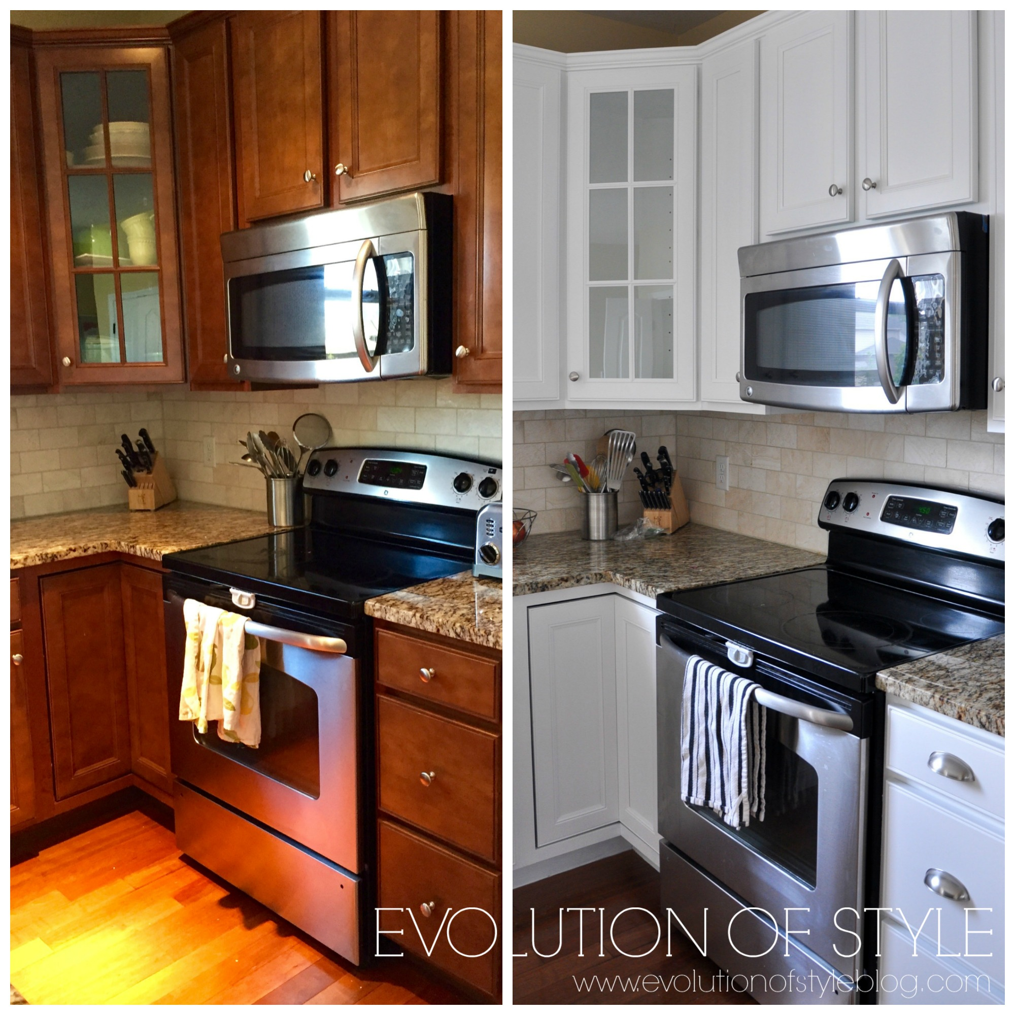 Kitchen Makeovers Contest 2016: Kitchen Makeover: From Stained Wood(ness) To Bright