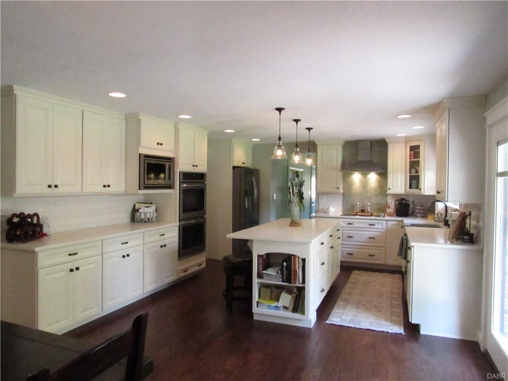 Tri Level Remodeled Kitchen