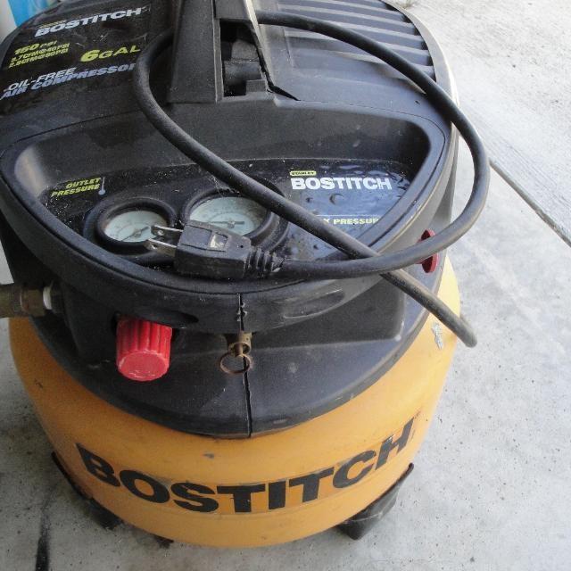 Bostitch Air Compressor