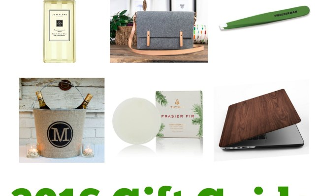 2016 Gift Guide Practical Pretty And Posh Evolution Of