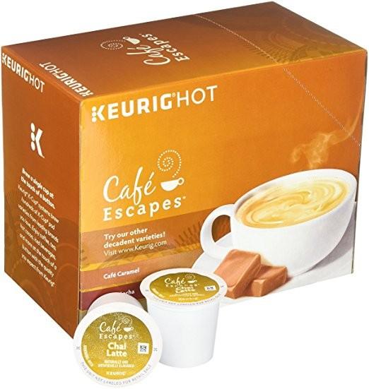 Cafe Express Chai Latte