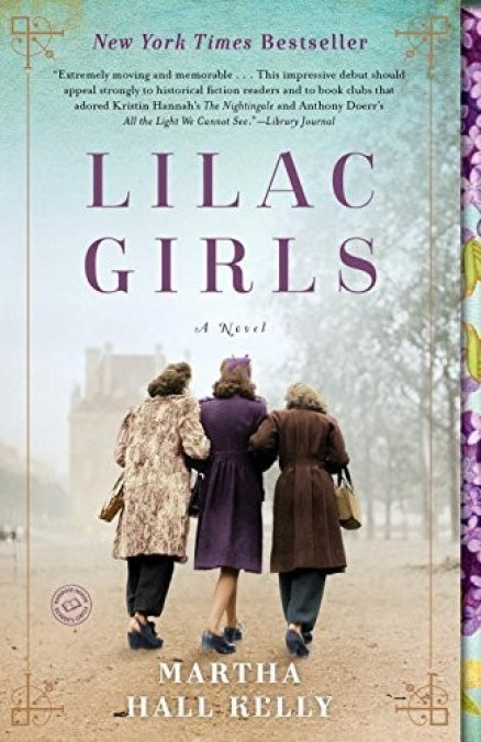 Favorite Books of 2017:  Lilac Girls