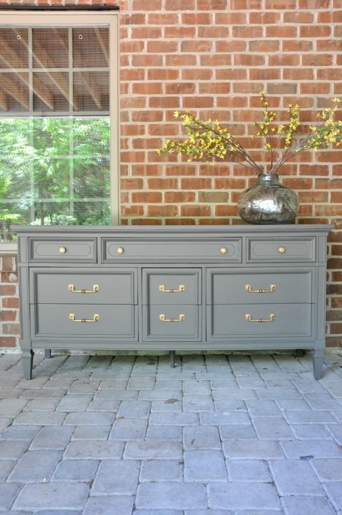 Kendall Charcoal Dresser