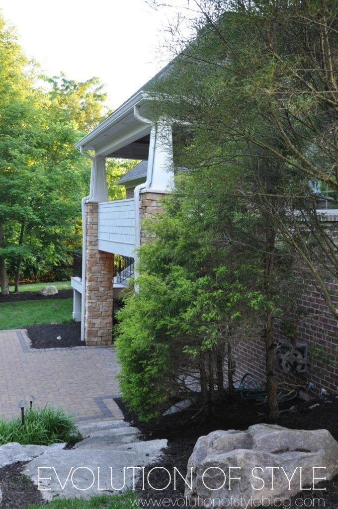 Exterior House Painting - Sherwin Williams Repose Gray
