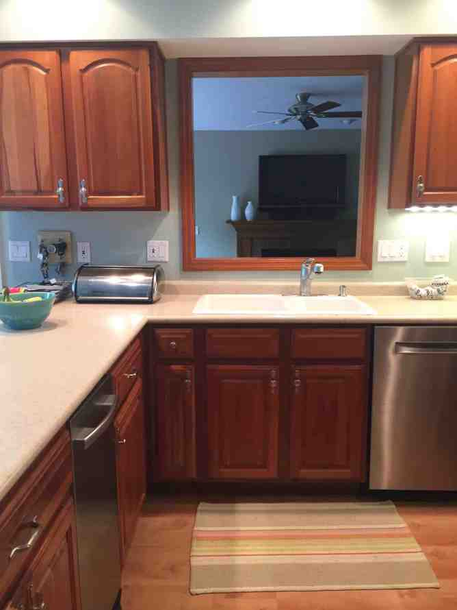 Kitchen Redo - Before