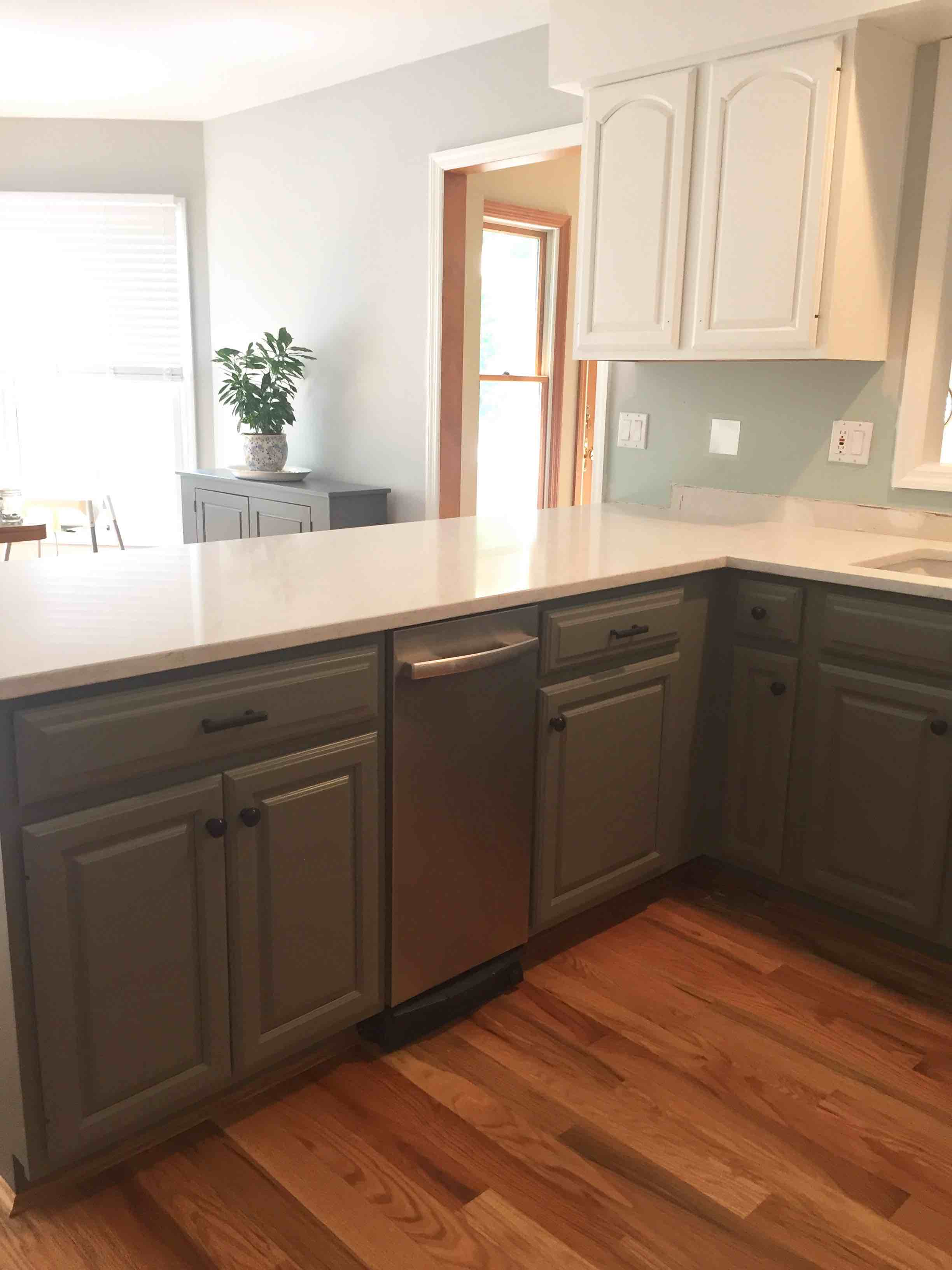 Attrayant Chelsea Gray Cabinets